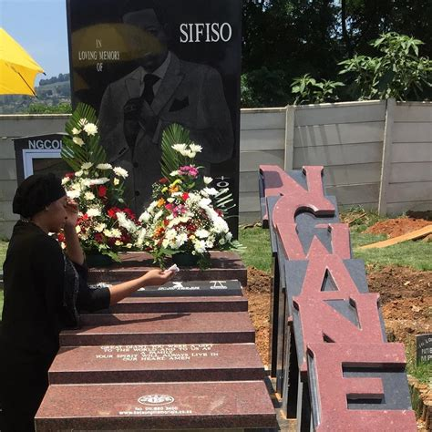 still his one widow s journey to discovery and books sifiso ncwane s widow visits his grave