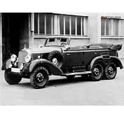 Mercedes Benz G4 W31 1938–39 Photos 640x480