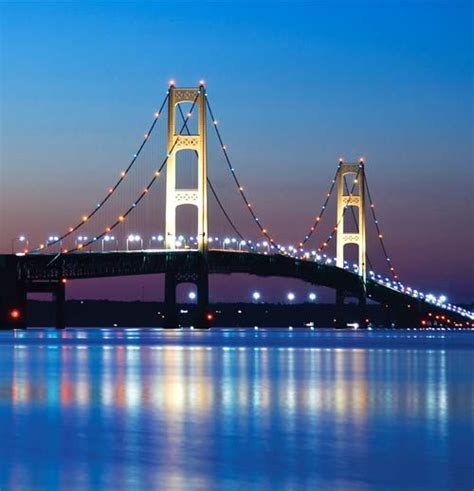 where does a st go mackinac bridge michigan smitten with the mitten