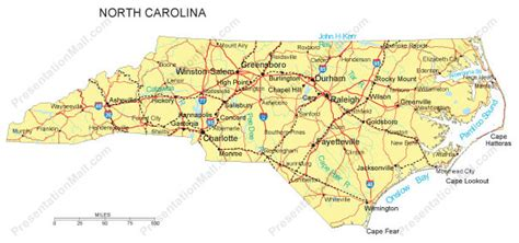 map of carolina major cities carolina map major cities roads railroads