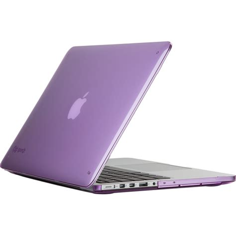 macbook pro case speck seethru case for 13 quot macbook pro spk a2567 b h photo