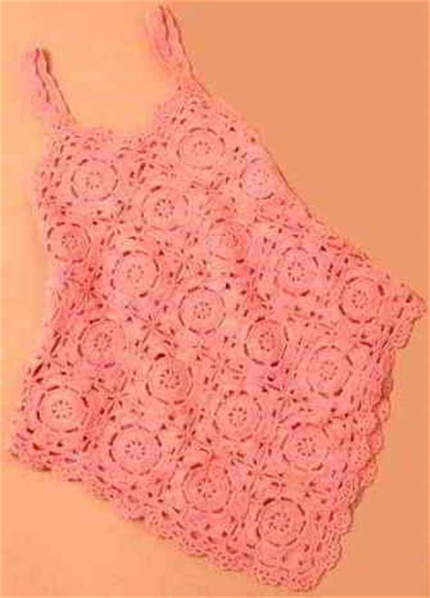 crochet patterns for s clothes crocheted with