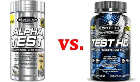 test hdd alpha test vs test hd best 5 supplements
