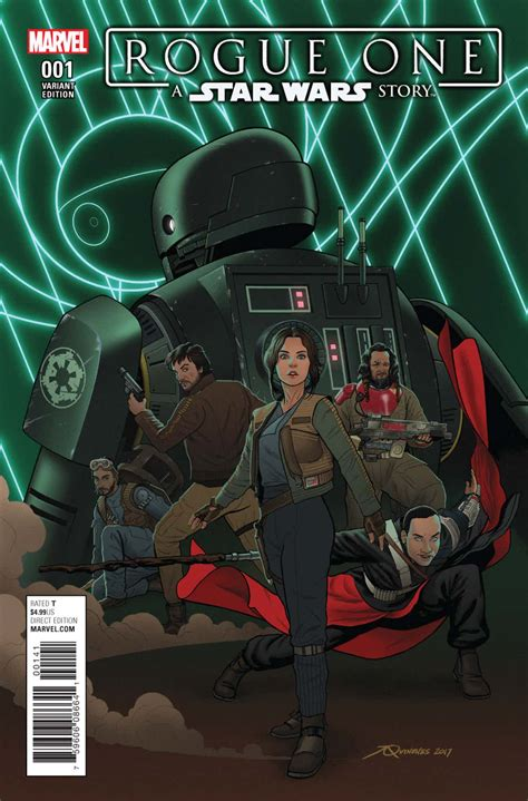 wars rogue one graphic novel adaptation books marvel reveals wars rogue one adaptation 1 preview