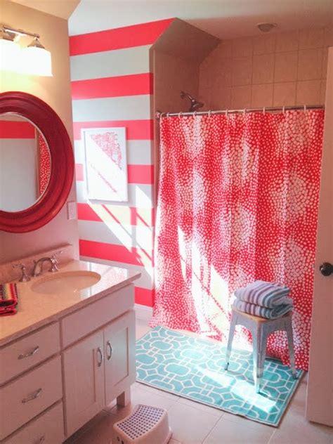 girls bathroom game feature friday vivid hue home house of jade interiors blog