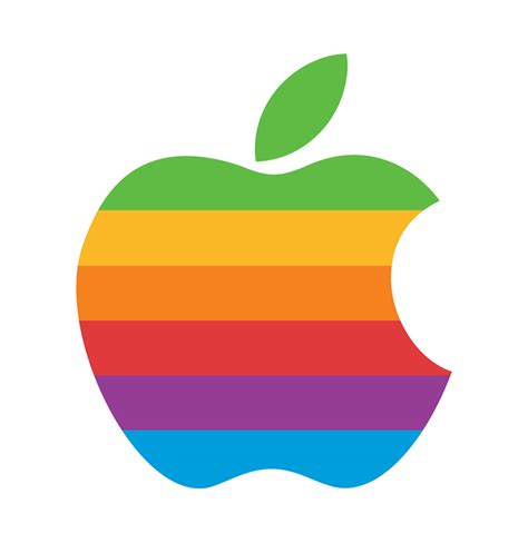 apple uk the story behind apple s iconic logo hotfoot design