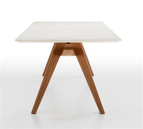 tavolo con piano in marmo tavolo in legno con piano in marmo idfdesign