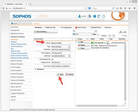 sophos utm tutorial install and configure sophos utm profitbricks devops central