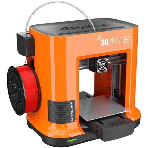 Printer 3d Mini xyzprinting da vinci mini 3d printer 3fm1wxus00f b h photo