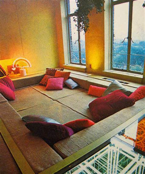 70s style decor 70 s style lounges decor concept the man cave