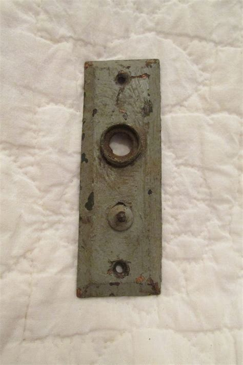 Door Knob Plates Antique by Antique Door Knob Plate Shabby Chic