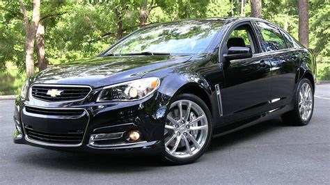 2015 Chevrolet SS 6 Spd Start Up, Road Test, and In Depth