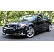 2015 Chevrolet SS 6 Spd Start Up Road Test And In Depth