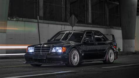 Mercedes 190 Evo Low Mileage Mercedes 190 E Evolution Ii Needs A New Home