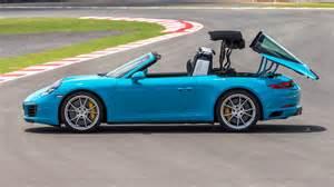 Targa Porsche 911 Porsche 911 Targa 4 2016 Review By Car Magazine