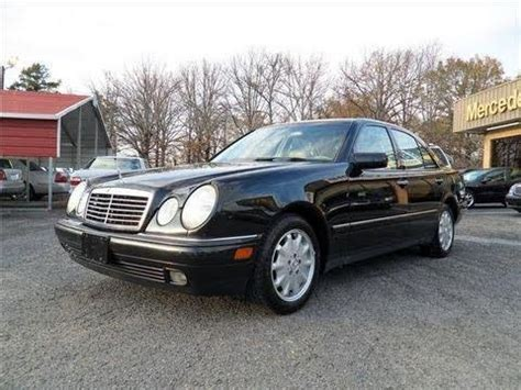 1999 mercedes benz e320 repair manual best manuals