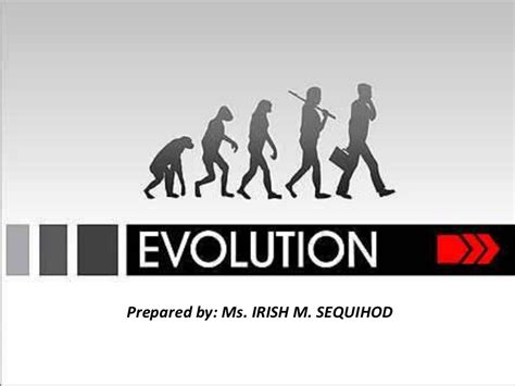 ppt templates free download evolution evolution a consolidated ppt