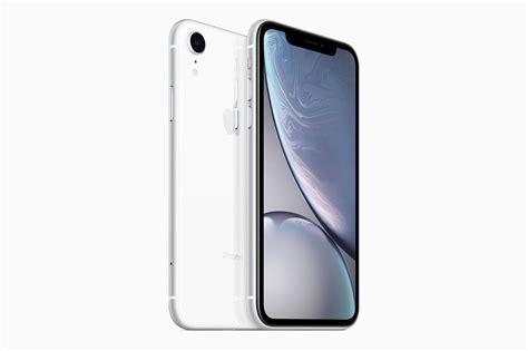 הוכרז apple iphone xr עם מסך 6 1 אינץ ועיצוב חדש וצבעוני