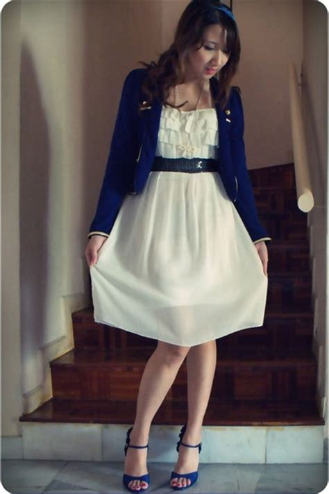 Dress Korea Cantik Murah Heidi Ulire Dress tags dress korea model terbaru cantik jual murah pictures