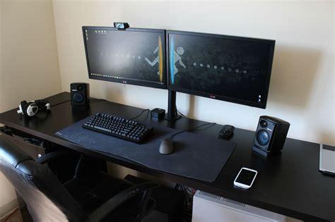 Cool Computer Setups And Gaming Setups Studio Monitors On Desk