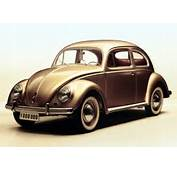Volkswagen Beetle Is Arguably The Most Phenomenally Successful Car