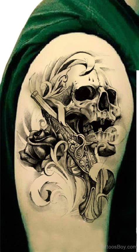 skull tattoos tattoo designs tattoo pictures page 2