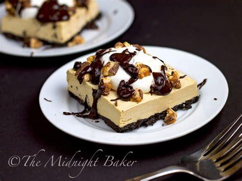 desserts peanut butter easy frozen peanut butter chocolate dessert bars the