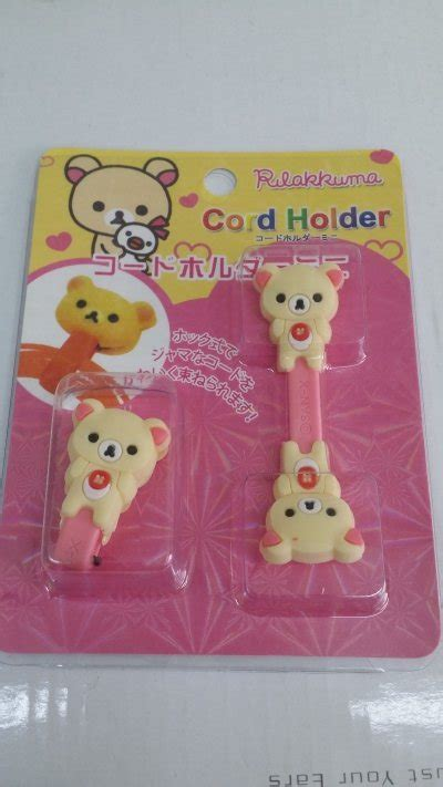 Penjepit Kabel Hello Cord Holder Hello children day buy 1 free 1 cord holder cord holder cable cord cable organizer cable tie cable