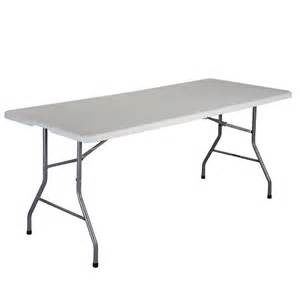 Portable Dining Table Folding Table Portable Plastic Indoor Outdoor Picnic Party