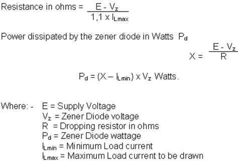 how to calculate resistor power dissipation power dissipation of a resistor equations 28 images image gallery diode formulas resistor