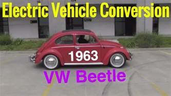 Classic Car Electric Window Conversion Electric Vehicle Conversion 1963 Vw Beetle Classic Car