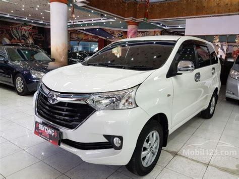 Toyota Avanza G 1 3 At 2015 jual mobil toyota avanza 2015 g 1 3 di jawa barat manual