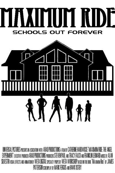 Maximum Ride: School's Out Forever. now why can't school