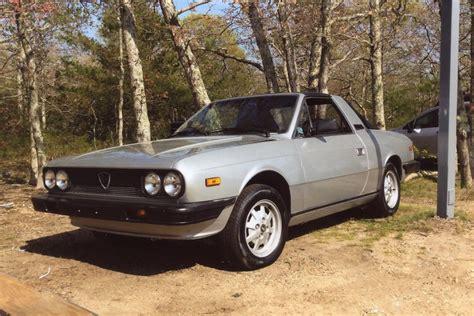 Lancia Zagato 1981 1981 Lancia Zagato Spider 196535