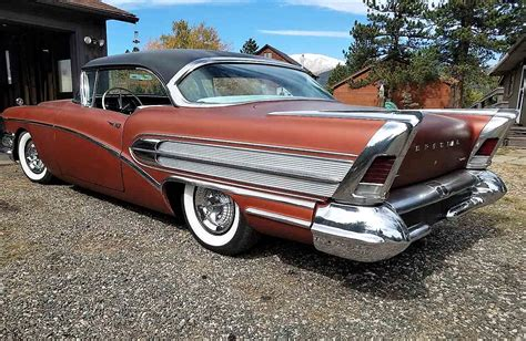 1958 buick special sparkling 1958 buick special riviera classiccars journal