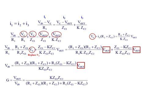 high pass filter formula derivation high pass filter derivation 28 images second order high pass butterworth filter derivation