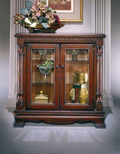ashley furniture oak curio cabinet ashley curio cabinets cabinets matttroy