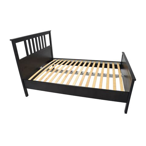 57 Off Ikea Queen Hemnes Bed Frame Beds Ikea Bed Frame Hemnes