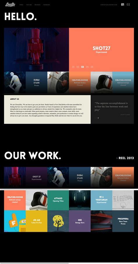 85 amazing html exles web design creative bloq http www glossyrey com design web pinterest
