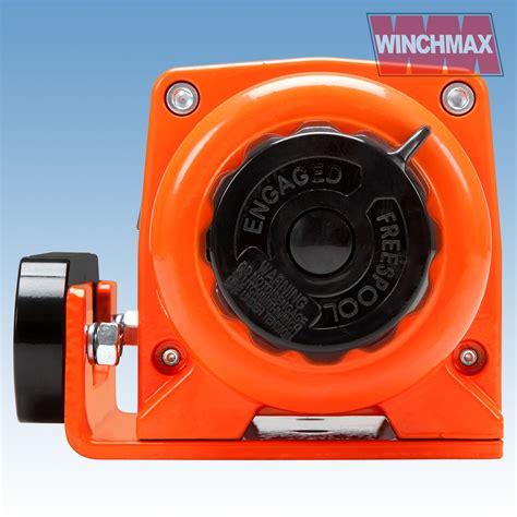 boat trailer winch line winch 12v atv boat trailer 3000 lb winchmax brand