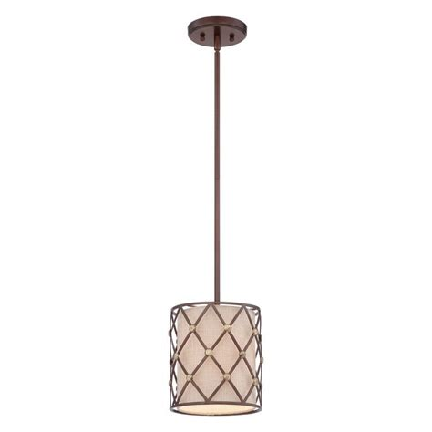 Single Pendant Ceiling Lights Elstead Brown Lattice Single Ceiling Light Pendant Qz Brownlatt P S Quoizel Lighting