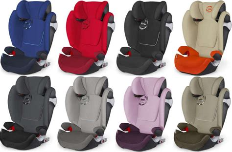 cybex solution  fix sl test gold mit isofix