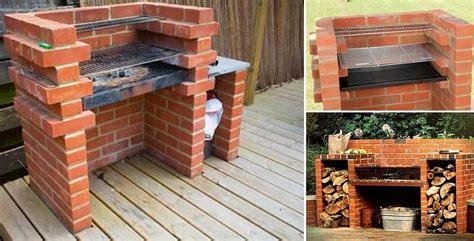 the backyard barbecue store diy backyard brick barbecue