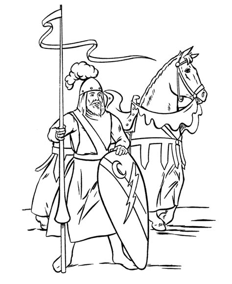 coloring pages knights jousting knights coloring pages knights jousting coloring pages