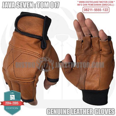 Sarung Tangan Kulit Java Seven product java seven sarung tangan kulit