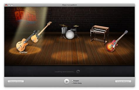 Garageband Not Recognizing Interface Garageband 08 New Features In Pictures Do Pros Use