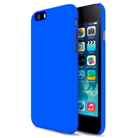 Iphone 6 6s The Xx Hardcase polysnap for apple iphone 6s blue