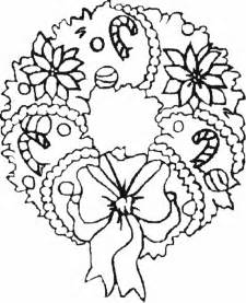 wreath coloring page the site wreaths coloring pages
