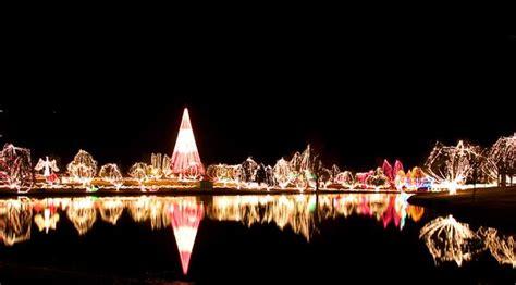 christmas lights neighborhood chickasha the festival of lights at chickasha expedition oklahoma