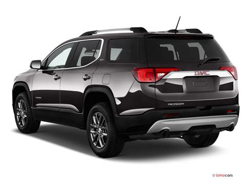 gmc acadia exterior colors gmc acadia prices reviews and pictures u s news